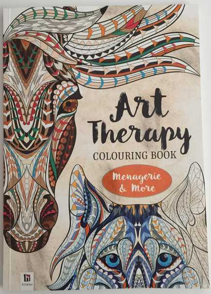 Art Therapy Menagerie and More