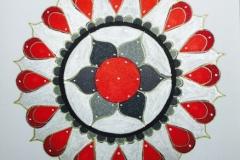 Red-and-Silver-Mandala