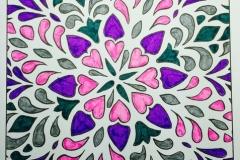 Four-color-pattern