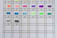Woolworths-Gel-Pens-Color-Chart-1
