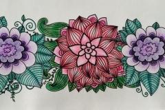Blended Flowers