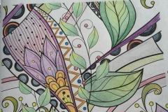 Derwent Artist Flowers
