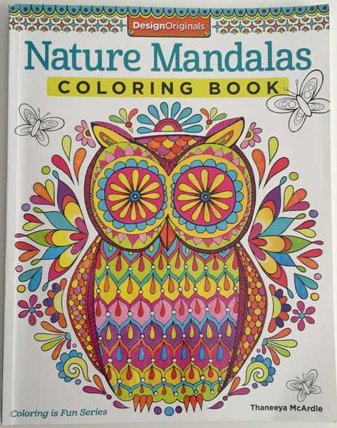 Nature Mandalas by Thaneeya McArdle