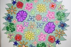 Glitter-Flowers