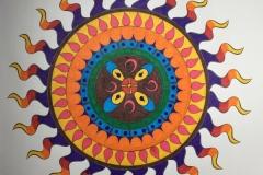 Sun-Mandala