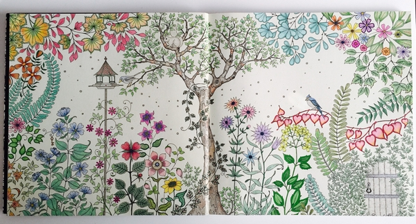 Secret Garden Pages 1 And 2