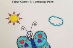 Test Faber Castell Connector Pens