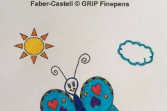 Test Faber Castell GRIP Finepens