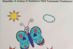 Test Staedtler triplus Fineliners 334